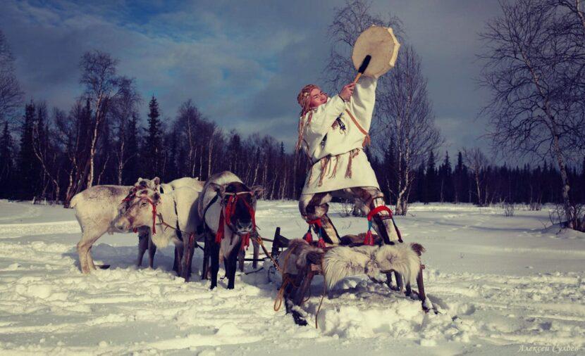 Фестиваль оленеводов на Ямале