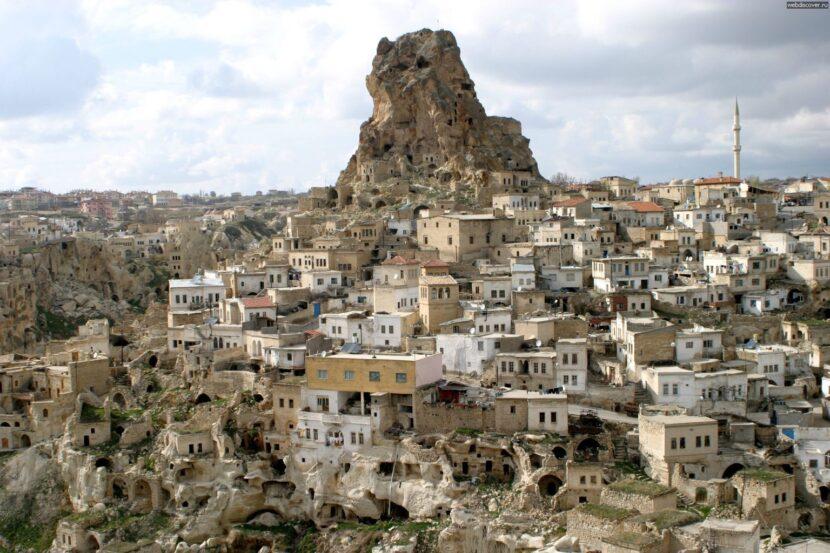 Город Ортахисар
