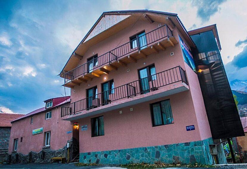 Гостевой дом Kavtarashvili 38