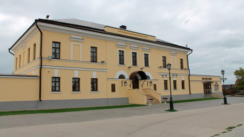 Государственный историко-архитектурный музей Свияжска