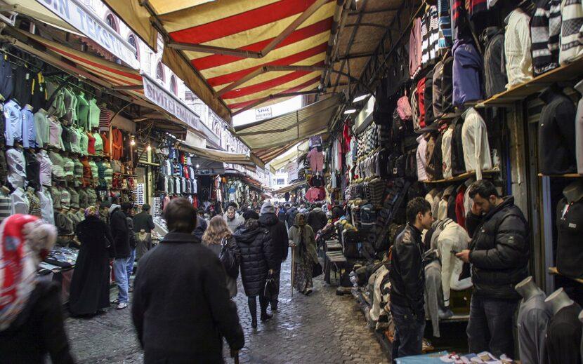 Женский Рынок Фатиха (Рынок Сиирт)