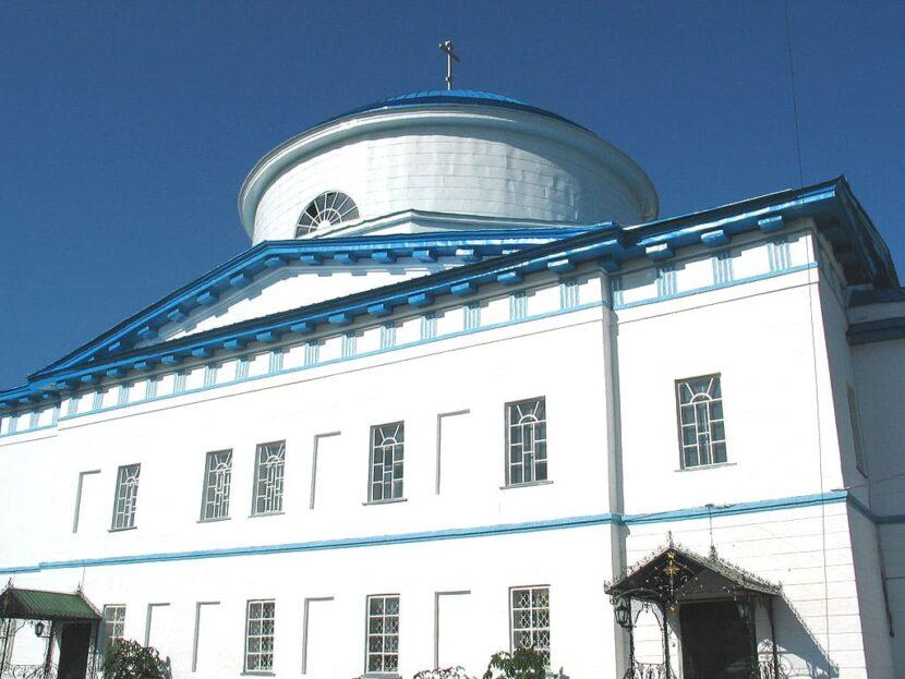 собор Грузинской Божьей Матери