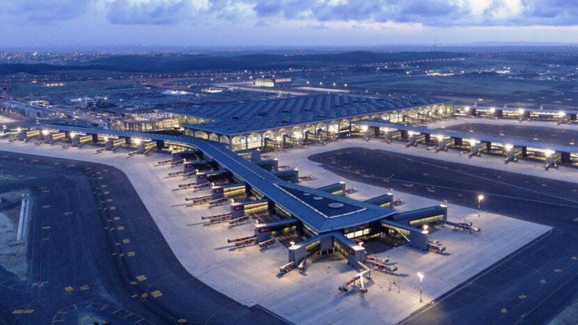 Турция, аэропорт