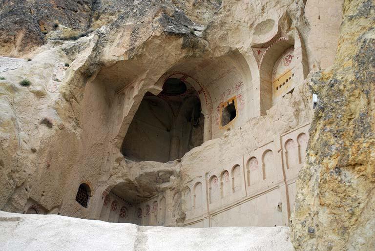 Церкви в долине Ихлара