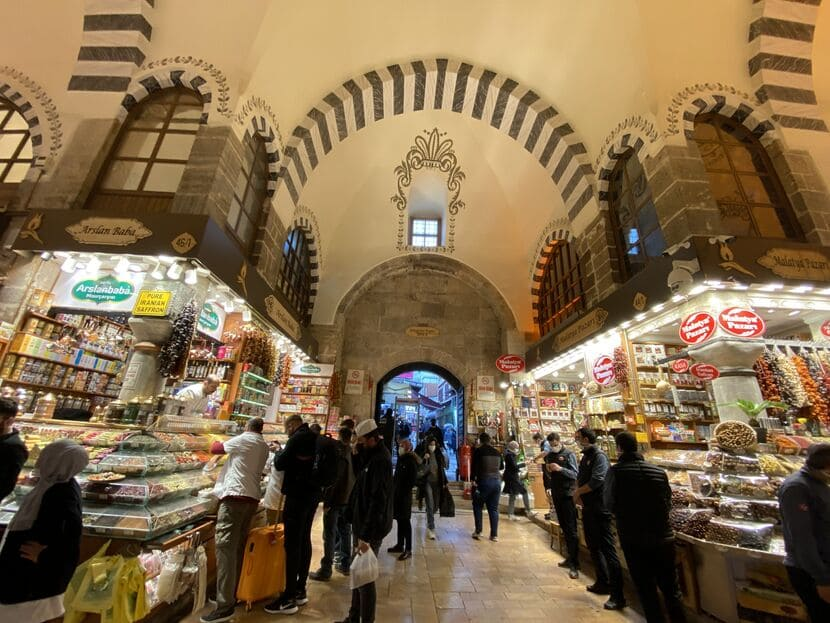 Гранд-Базар в Стамбуле - как добраться, что можно купить, часы работы