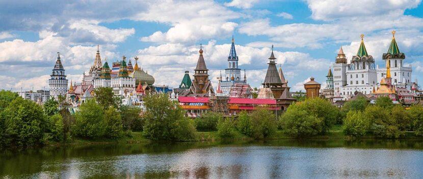 Измайлово Кремль