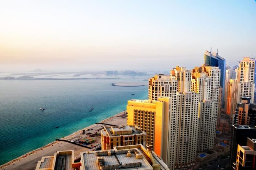 The Marina & Jumeirah Beach Residence