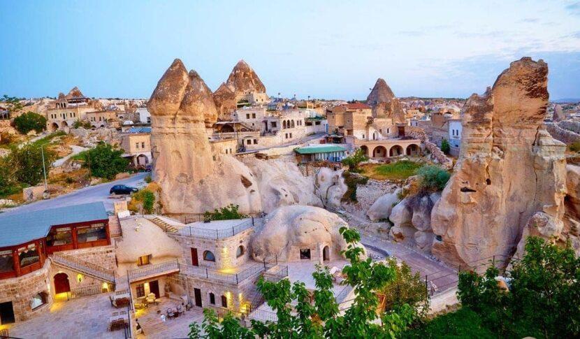 Лучшие отели Каппадокии