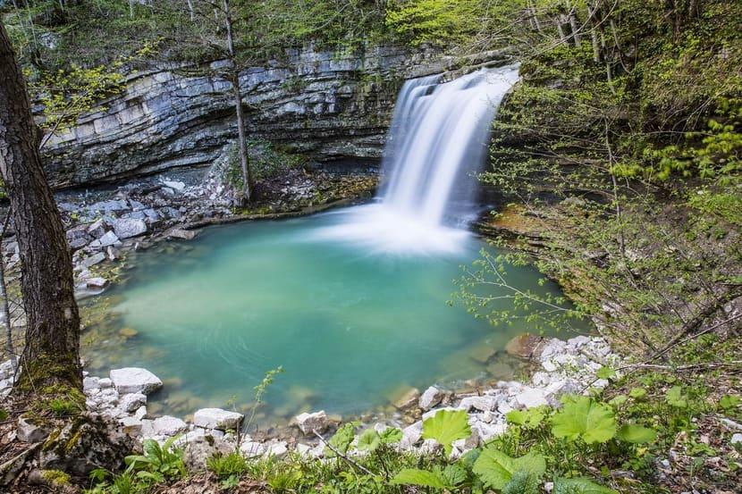 Кинчха водопад