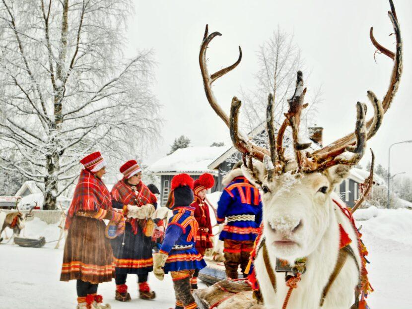 Кочевая культура саамов