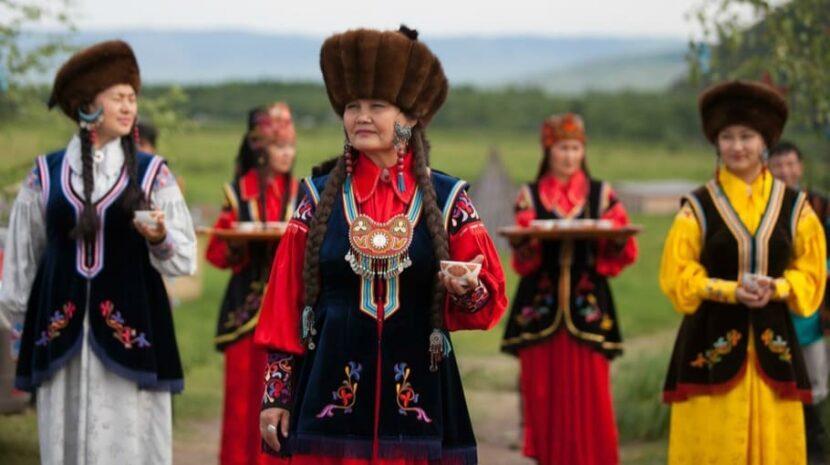 Коренные культуры Алтая