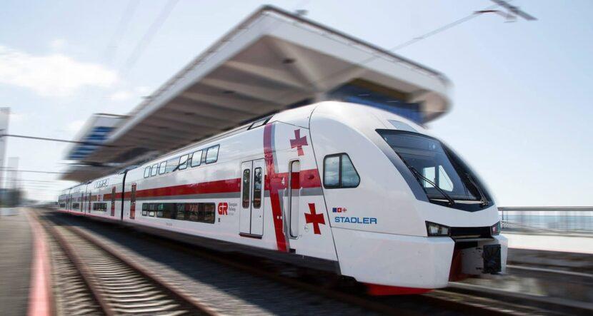 поезд Тбилиси