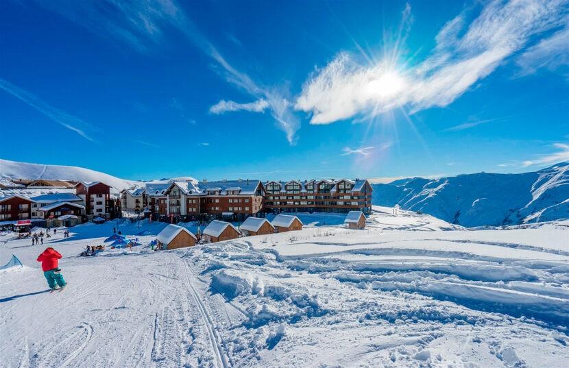 Лыжные курорты Грузии