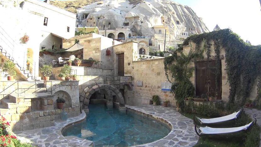 Otel Anatolian Houses Cave