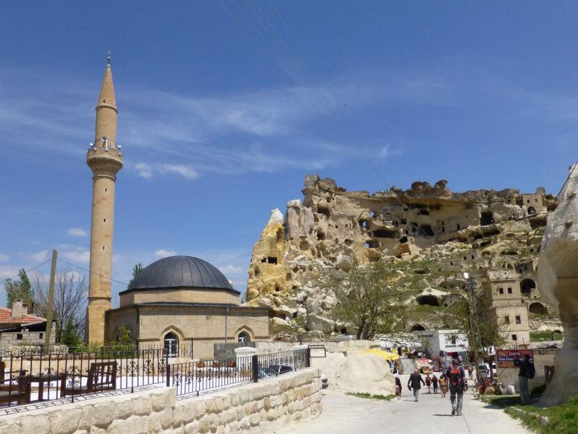 Мечеть Чавушина