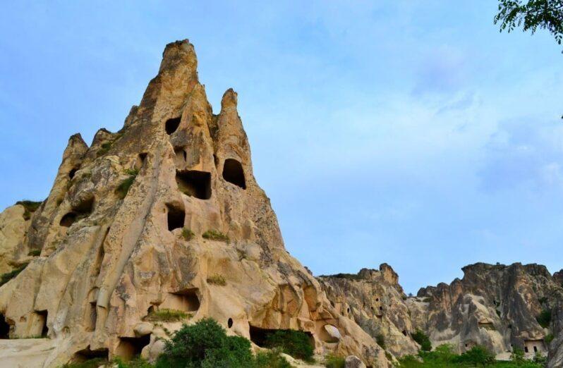 Монастырь Гереме