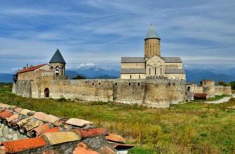 Монастырь Алаверди, Грузия