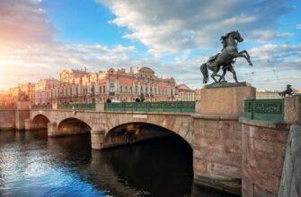 Мосты и каналы Санкт-Петербурга