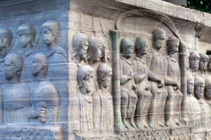 Обелиск Тутмоса 3