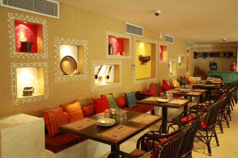 Ресторан Pind Da Dhaba