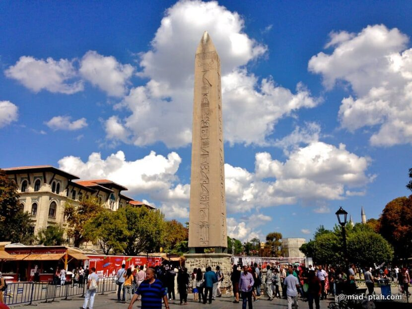 Площадь Султанахмета Стамбул