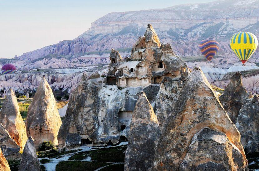Прогулки по Каппадокии