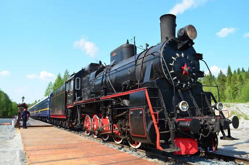 Путешествовать на поезде карелии