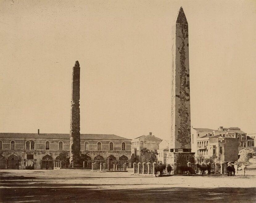 Ипподром в Стамбуле история