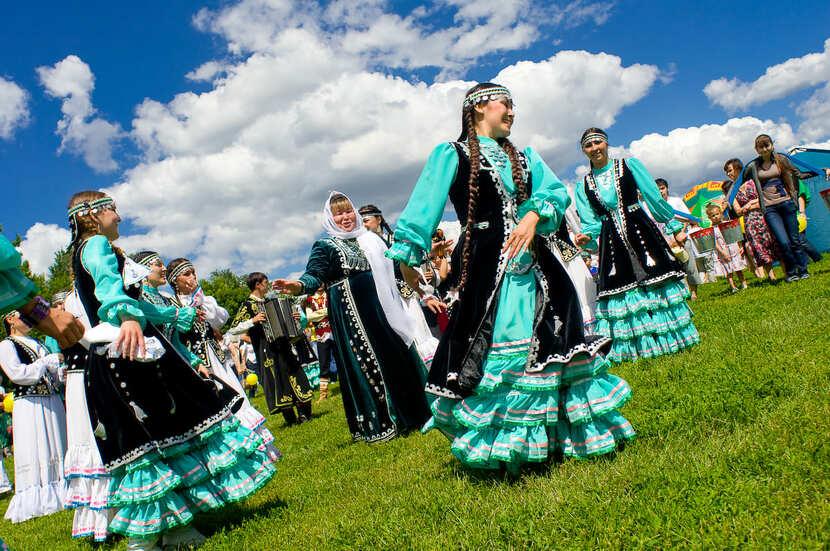 фестиваль в Казани