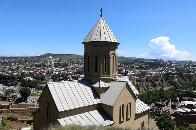 Тбилиси церковь Святого Николоза