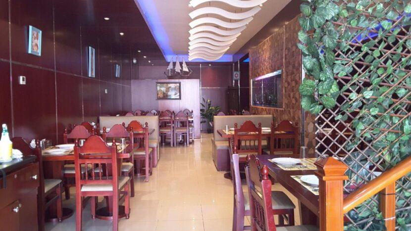 ресторан Sallet Al Sayad