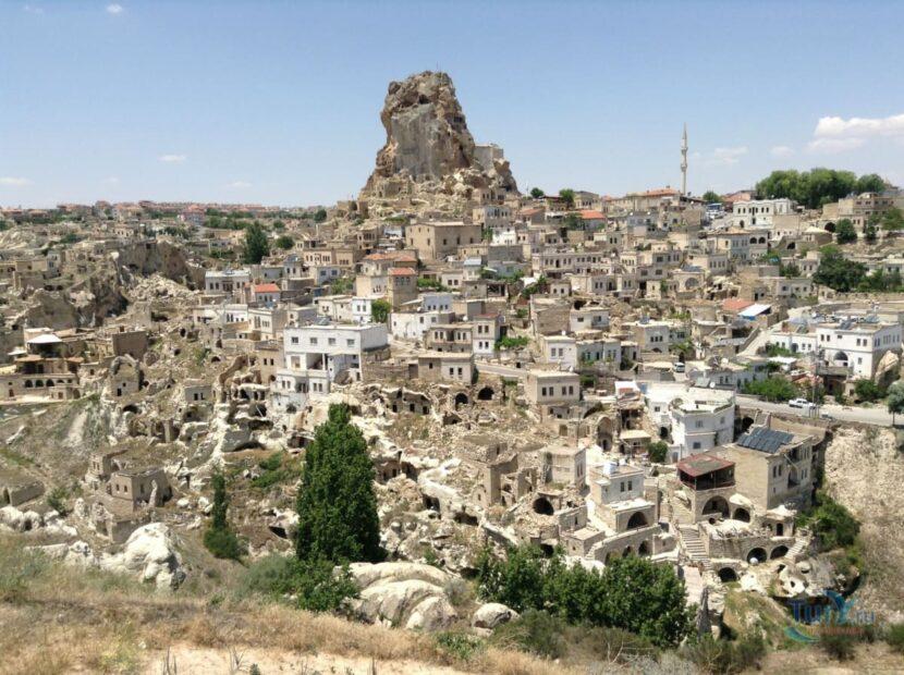 Смотровая площадка замка Ортахисар