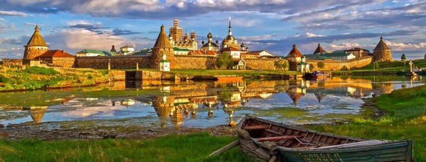 Соловецкий остров
