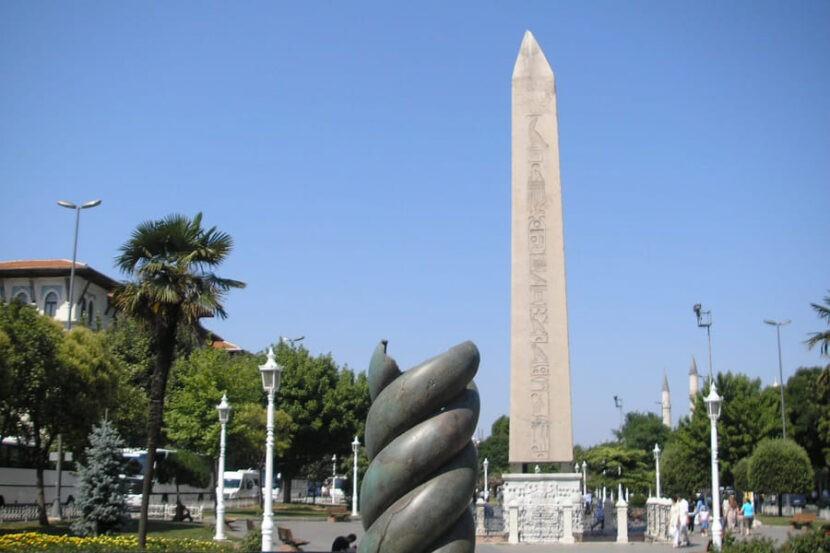 Стамбул Египетский обелиск
