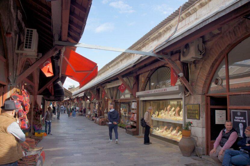 Рынок Султанахмет Араста