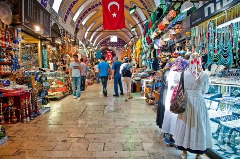 Стамбульский рынок