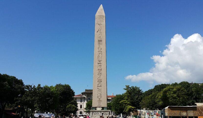 Площадь Султанахмета ипподром наше время