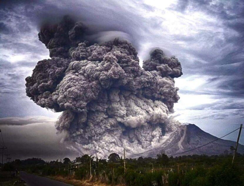 Вулканы Тихоокеанского Огненного кольца