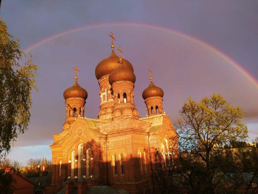 Свято-Введенский женский монастырь