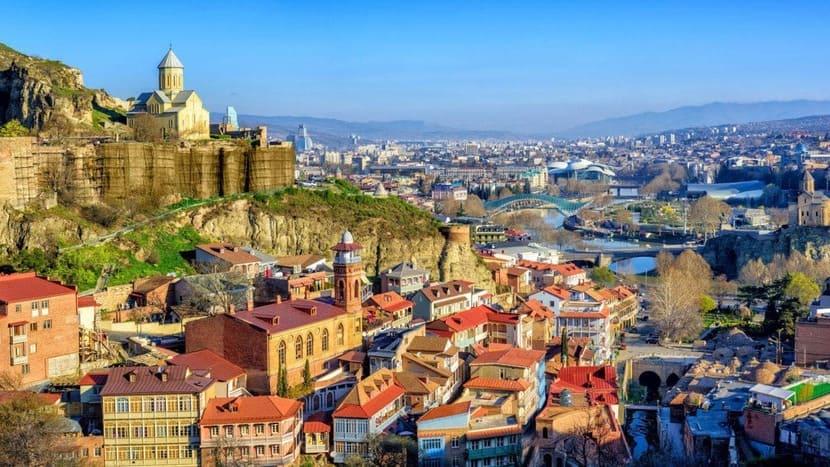 лето тбилиси