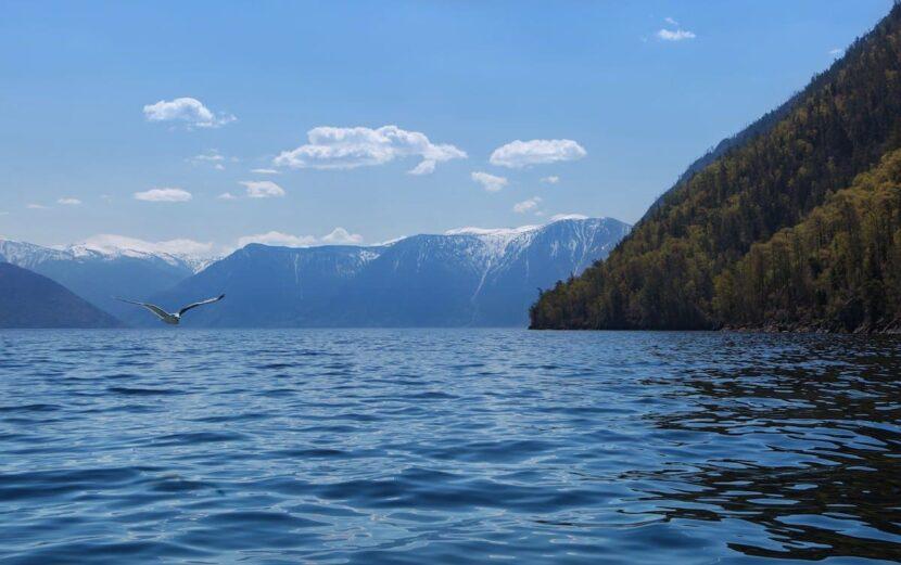 Телецкое Озеро - Золотое Озеро