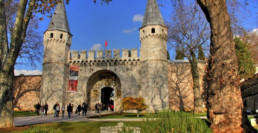 Дворец-музей Топкапы