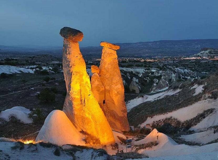 Три красавицы в Каппадокии
