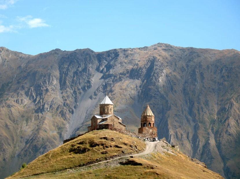 Троицкая церковь Гергети