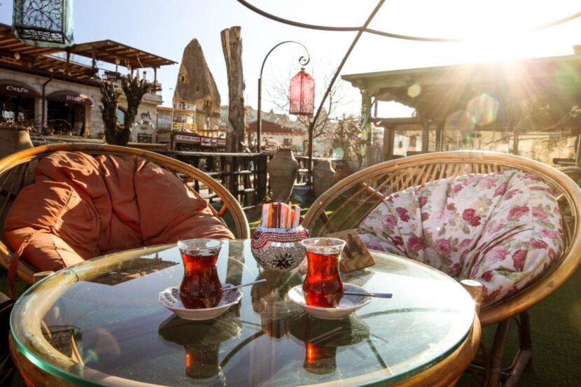 Турецкое кафе