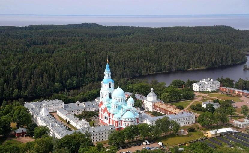 Валаам монастырь