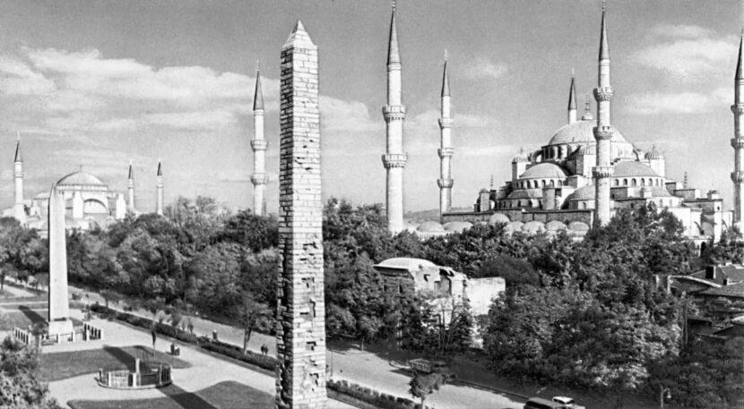 Византийский ипподром