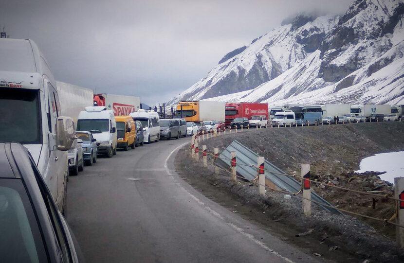 Военно - Грузинская дорога