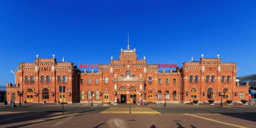 Вокзал Казань
