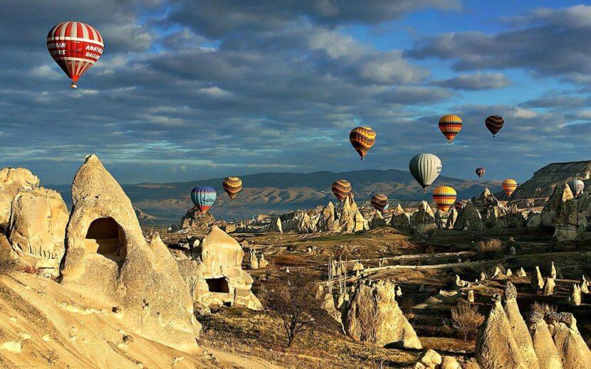 Воздушные шары Турции